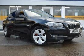 BAD CREDIT CAR FINANCE AVAILABLE 2011 61 BMW 520 2.0TD