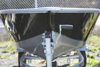 Aluminum boats of all sizes to suit your needs!