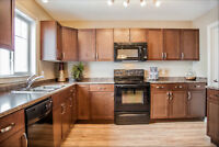 Perfect For first time home owners. New Construction No CondoFee