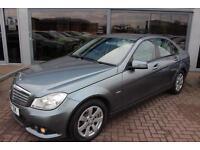 Mercedes C200 CDI BLUEEFFICIENCY SE