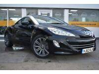 GOOD CREDIT CAR FINANCE AVAILABLE 2012 62 Peugeot RCZ 2.0HDi