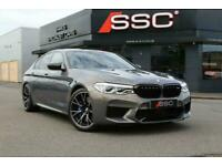 BMW M5 4.4i V8 Competition Steptronic xDrive (s/s) 4dr