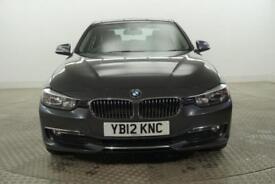 2012 BMW 3 Series 320D LUXURY Diesel grey Automatic