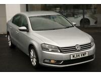 2014 Volkswagen Passat 2.0 TDI BlueMotion Tech Executive 4dr (start/stop)