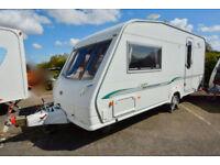 2004 Bessacarr Cameo 495 2 Berth Touring Caravan TRADE CLEARENCE