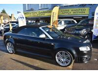 2006 56 AUDI RS4 CONVERTIBLE QUATTRO 4.2 V8 GOOD AND BAD FINANCE AVAILABLE