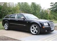 2009 Chrysler 300C 3.0 CRD V6 LUX AUTO, DIESEL, ESTATE, LOW MILEAGE, SUN-ROOF