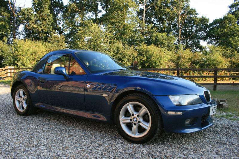 2001 Bmw Z3 2 2 Convertible Sport Roadster Petrol