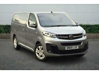 2019 Vauxhall Vivaro L2h1 Vn 2.0cdti 120 3.1t Elite Panel Van Diesel Manual