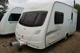 Lunar Clubman CK 475 2009 2 Berth Caravan + Motor Mover + Just been Serviced