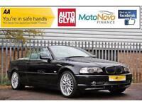 2003 BMW 3 Series 3.0 330Ci 2dr Petrol black Automatic