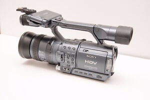 Sony HDR-FX1 pro camcorder