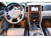 LHD LEFT HAND DRIVE Jeep Grand Cherokee 3.0CRD V6 auto Limited