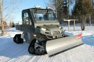 CLICK N GO 2 SIDE BY SIDE Snow Plow Package - SALE