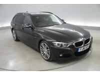 BMW 3 Series 320d M Sport 5dr Step Auto