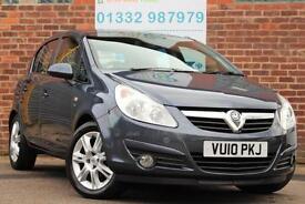 Vauxhall Corsa 1.4i 16v A/C SE Automatic Petrol 5 Door Hatchback Petrol Blue