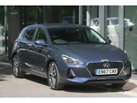 2018 Hyundai i30 1.0 T GDi 120ps SE 5 door Hatchback