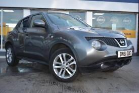 BAD CREDIT CAR FINANCE AVAILABLE 2011 61 Nissan Juke 1.6