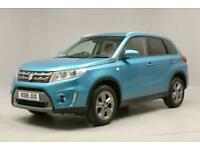 2018 Suzuki Vitara 1.6 SZ-T 5dr BLUETOOTH AUDIO - DAB - PRIVACY GLASS Estate Pet