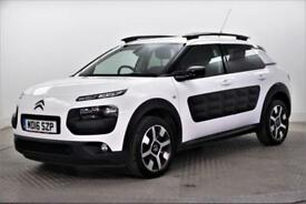 2016 Citroen C4 Cactus BLUEHDI FLAIR Diesel white Manual