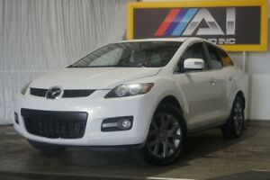 2009 Mazda CX-7 Bluetooth,Leather,Sunroof,Heated Seat