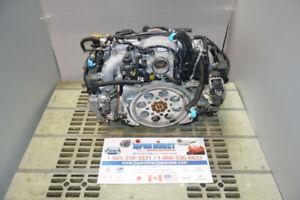 JDM Subaru Impreza Forester Legacy Outback Engine 2006-2011