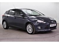 2014 Ford Focus ZETEC TDCI Diesel grey Manual