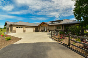 Gorgeous Acreage just 10 min west of Edmonton