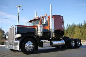 "2011 Peterbilt 388 Tandem Truck, c/w 60"" Sleeper, Custom"