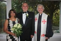 Wedding Minister, Licenced Officiant,