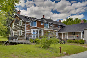 795449 Collingwood Town Line - Clearview - 5 Acre Property
