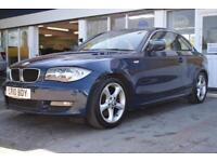 GOOD CREDIT CAR FINANCE AVAILABLE 2010 10 BMW 123d SE AUTO COUPE SAT NAV