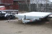 BRAND NEW 8X20 GALVANIZED TRAILER ON SALE UNTIL DEC 31