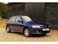 2000 Peugeot 306 1.4 Meridian Limited Edition 5dr (sunroof) Hatchback Petrol Man