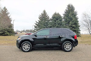 "2011 Ford Edge SEL Crossover.  4 BRAND NEW MICHELIN 18"" TIRES!!"