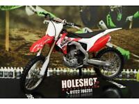 Honda CRF 250 Motocross Bike