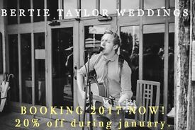 singer and acoustic guitarist for weddings and events!