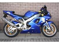 YAMAHA YZF 1000 R1 SUPER SPORTS TONS OF EXTRAS