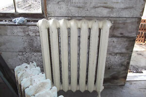 Cast Iron Antique Rads   Asking ($100.00 )each
