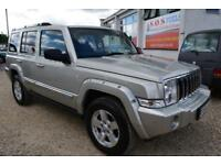 Jeep Commander V6 CRD LIMITED