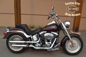 2007 Harley Davidson FLSTF ST-Fat Boy