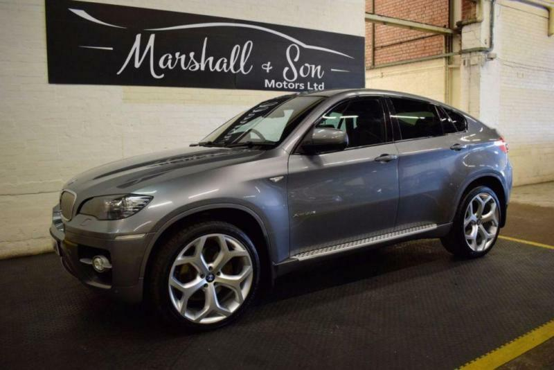 2008 58 BMW X6 3.0 XDRIVE35D 4D AUTO 282 BHP TWIN TURBO DIESEL
