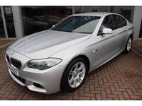 BMW 520d M SPORT. VAT QUALIFYING