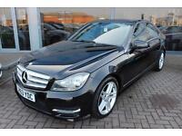 Mercedes C250 CDI BLUEEFFICIENCY AMG SPORT VAT QUALIFYING