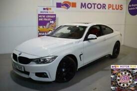 image for 2014 14 BMW 4 SERIES 2.0 420D M SPORT 2D 181 BHP DIESEL