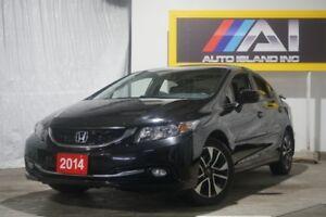 2014 Honda Civic EX, Camera, Bluetooth, Sunroof