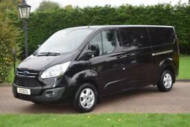 Ford Transit Custom 2.2TDCi 125PS 290 L2H1 Limited