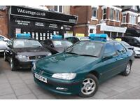 Peugeot 406 2.0 16v ( dig a/c ) auto GLX AUTOMATIC VERY LOW MILES CHEAP CAR
