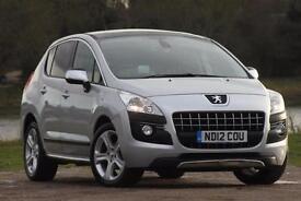 Peugeot 3008 ALLURE E-HDI S-A