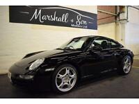 2007 57 PORSCHE 911 3.6 CARRERA 2 TIPTRONIC S 2D AUTO 325 BHP